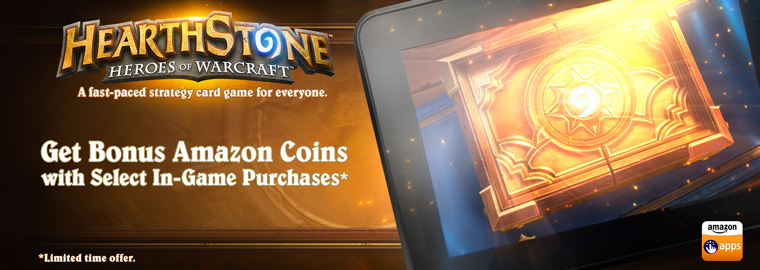 Amazon App Store for Android – Buy Packs, Get Coins!