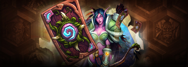 Hearthstone® June 2015 Ranked Play Season – Nature Rises!