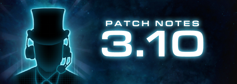 StarCraft II: Legacy of the Void 3.10 Patch Notes
