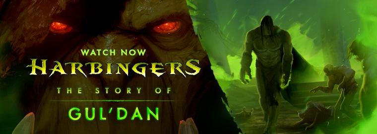 Harbingers: The Story of Gul'dan