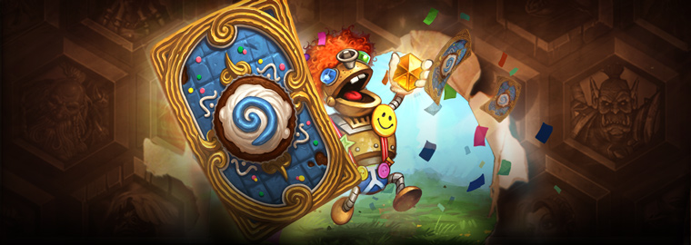 Hearthstone® April 2015 Ranked Play Season – Sweet, Sweet Victory!