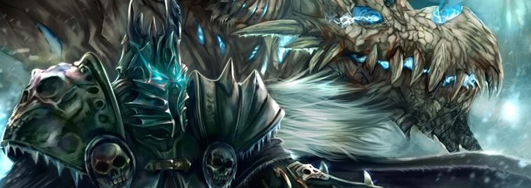 Community Spotlight: Lich King by Jorcerca