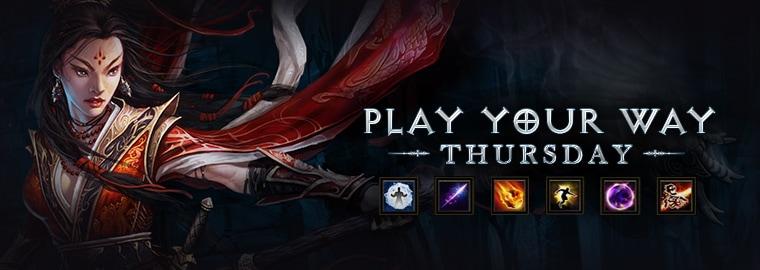 "Play Your Way Thursday – Leshin's ""Ice Goddess"" Wizard"