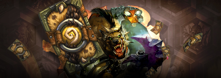 Hearthstone® March 2016 Ranked Play Season – Riverpaw Ruffian