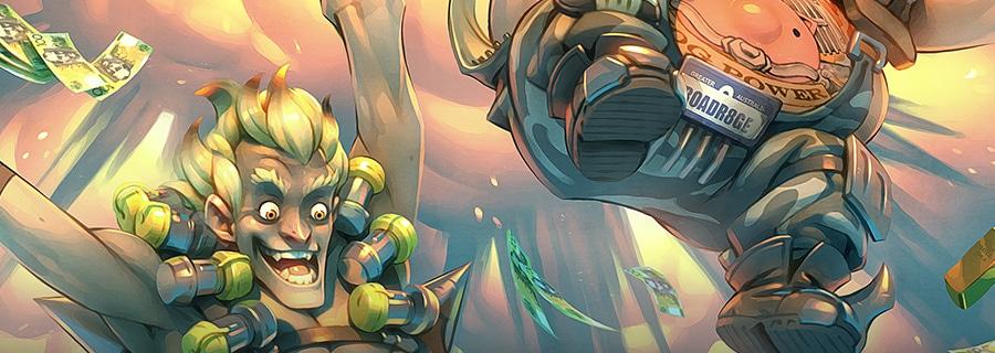 "Overwatch Digital Comic: ""Going Legit"""