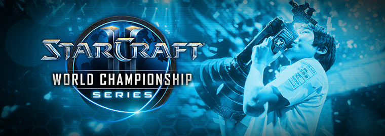 2016 StarCraft® II World Championship Series