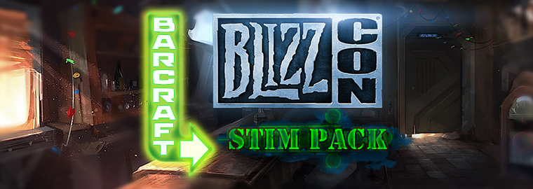 BarCraft: Get Your Stim-Pack!