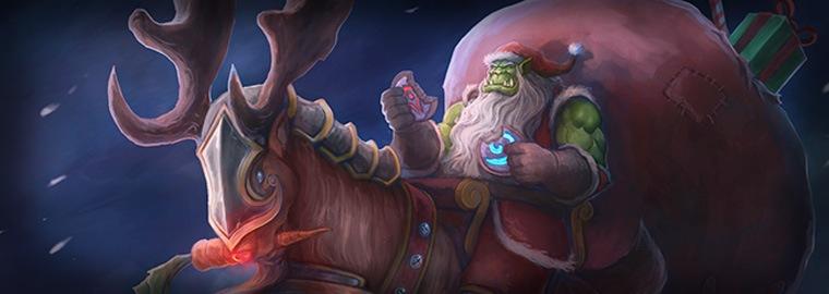 seasons greetings diablo iii - World Of Warcraft Christmas