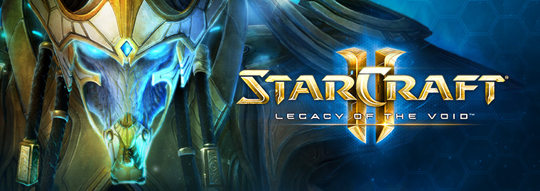 La beta di Legacy of the Void è live!