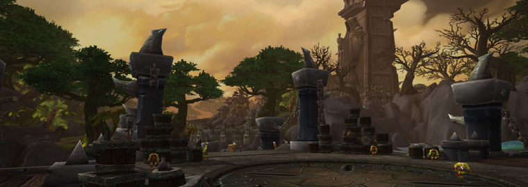 Patch 6.2 Zone Preview: Tanaan Jungle