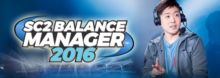 April Fools: StarCraft II Balance Manager 2016