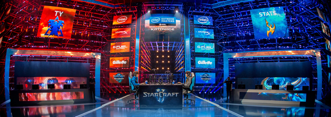 Video Highlights from IEM Katowice