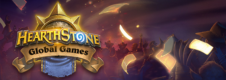 Hearthstone Global Games başlıyor..
