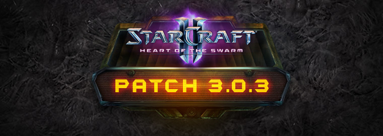 Heart of the Swarm 3.0.3 - Patchnotes