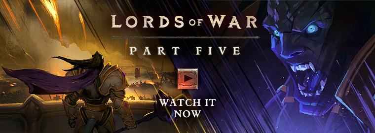 Lords of War Part Five — Maraad