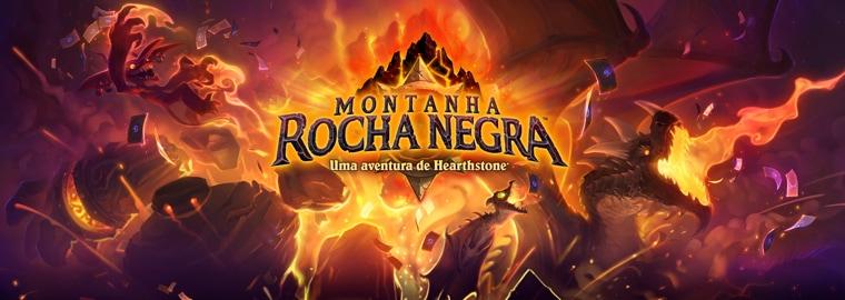 Montanha Rocha Negra: Uma Aventura de Hearthstone foi anunciada!