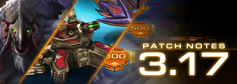 StarCraft II: Legacy of the Void 3.17.0 – Patchnotes