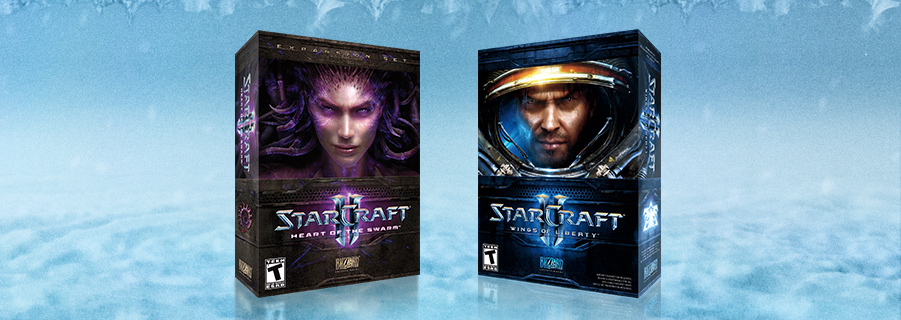 Black Friday: StarCraft II: Wings of Liberty y Heart of the Swarm