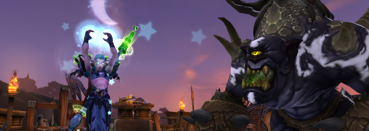 Warlords Season 3 PvP Ends July 19