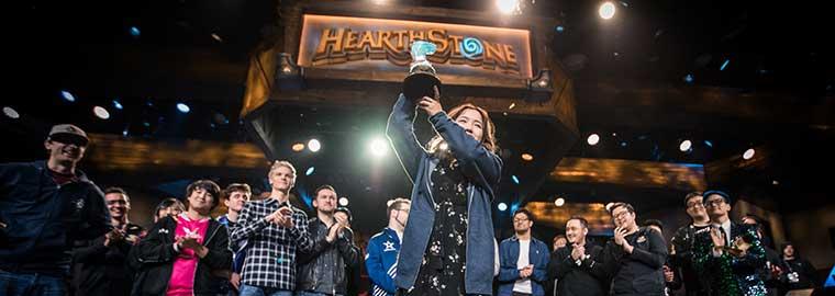 События Hearthstone Global Finals войдут в историю