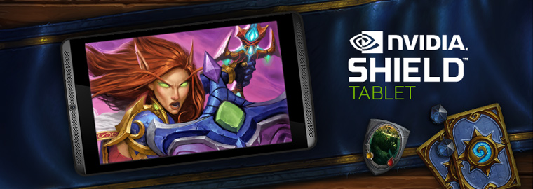 NVIDIA SHIELD™ Tablet Giveaway