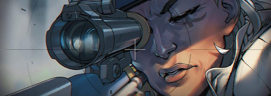 "Overwatch Digital Comic: ""Legacy"""