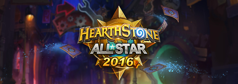 2016 Hearthstone ALLSTAR Tournament