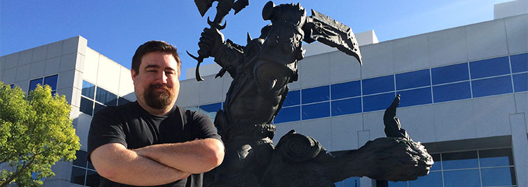 Ryan Schutter Joins Blizzard Entertainment