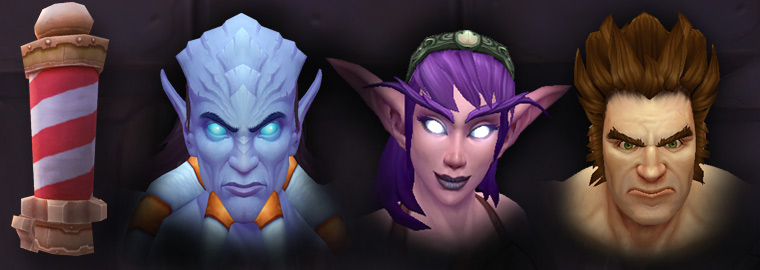 Warlords of Draenor Facial Customization: Ready for Your Close-Up