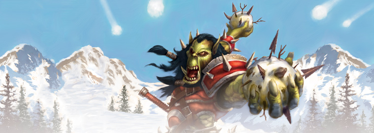 Winter Veil Comes to Hearthstone
