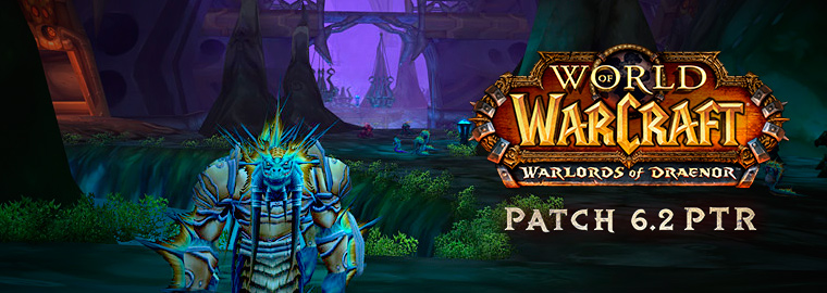 Patch 6.2 Preview – Timewalking