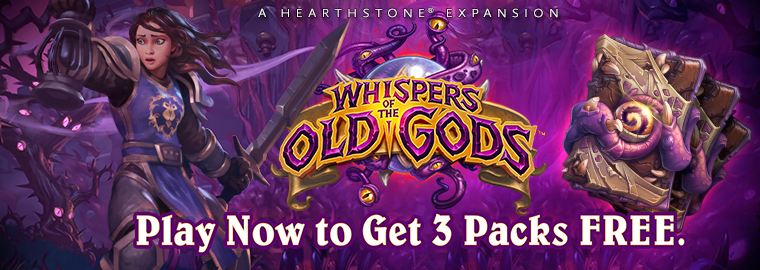 Whispers of the Old Gods – Now Available in the Americas!
