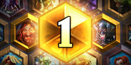 Classificação Final da Temporada de Abril de Hearthstone®