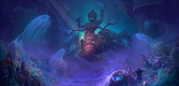 Heroes of the Storm: Tomb of the Spider Queen