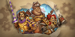 Hearthstone Patch Notes – 3.0 – The Grand Tournament Draws Near
