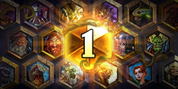 Hearthstone® March 2017 Wild Ranked Play Season Rankings