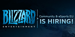 The EU Community & eSports Team is Hiring!