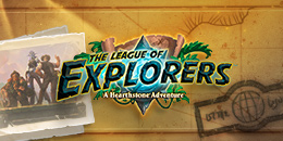 The League of Explorers: The Hall of Explorers başladı..