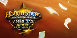 Join us for the Americas Summer Preliminary!