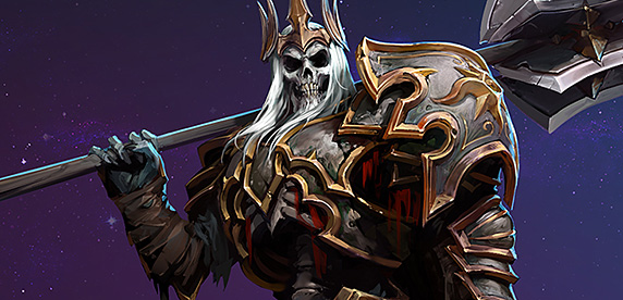 Click Here to Watch the Leoric Hero Trailer!