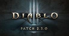 Patch 2.3 PTR yakında başlıyor !..