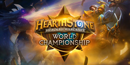 Join Us for the 2015 Hearthstone World Championship!