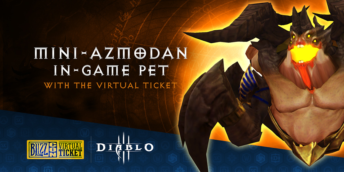 BlizzCon 2018 Virtual Ticket Ödülü belli oldu..