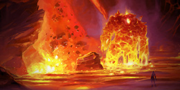 Blackrock Mountain - Molten Core