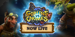 Get in Gear with Goblins vs Gnomes - Now Available!