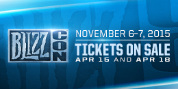BlizzCon® 2015 Virtual Ticket Hediyeleri Belli Oldu