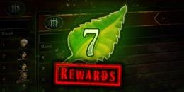 İlk bakış : Sezon 7 Ödüller