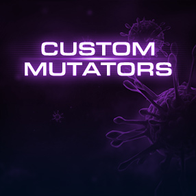Patch 3.6: Custom Mutators