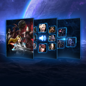 New Commander Announcer and Skin Bundles