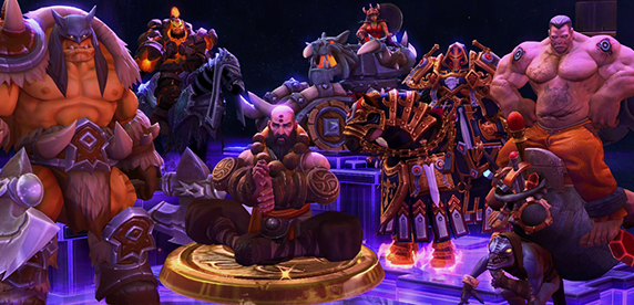 New Heroes, Skins and Mounts